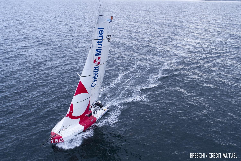 Ian Lipinski - Record du Tour des Iles Britanniques 2020